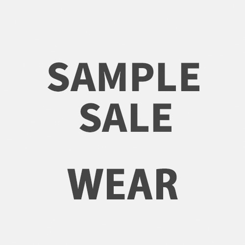 SAMPLE SALE WEAR-1