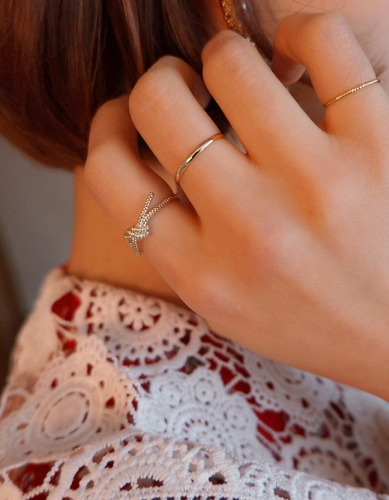 chic rope ringset
