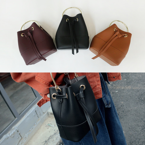 handle bucket bag