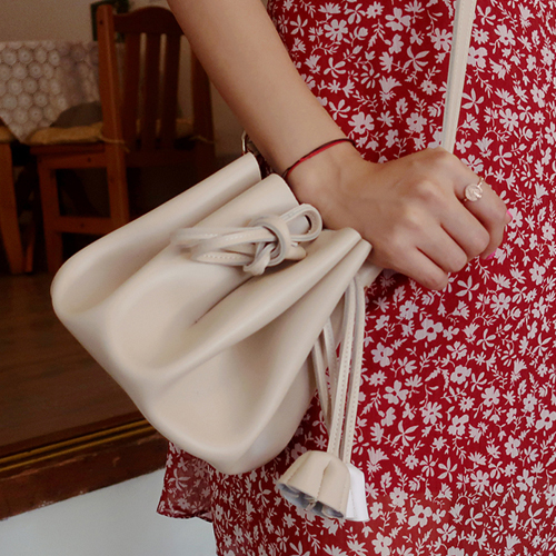 tulip flower bag