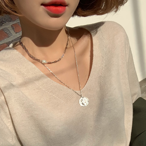rosee layered necklace