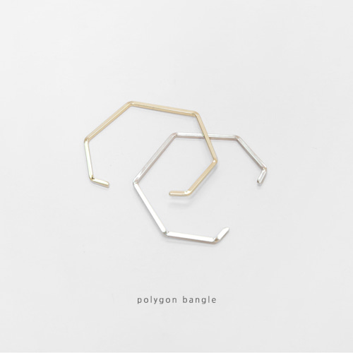 polygon bangle