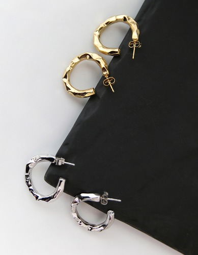 stylish ring earing