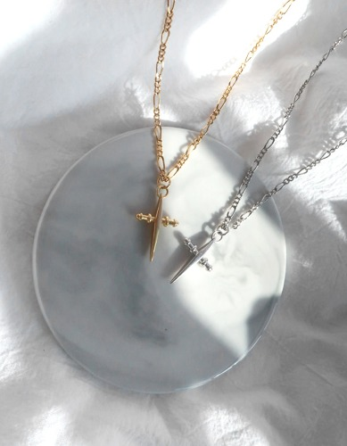 sally cross necklace
